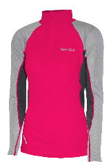 WOMENS LONG SLEEVE ULTRA 1/4 ZIP