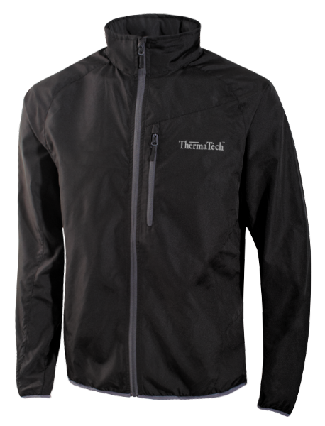 MENS PACK AWAY RUNNING JACKET - Click Image to Close