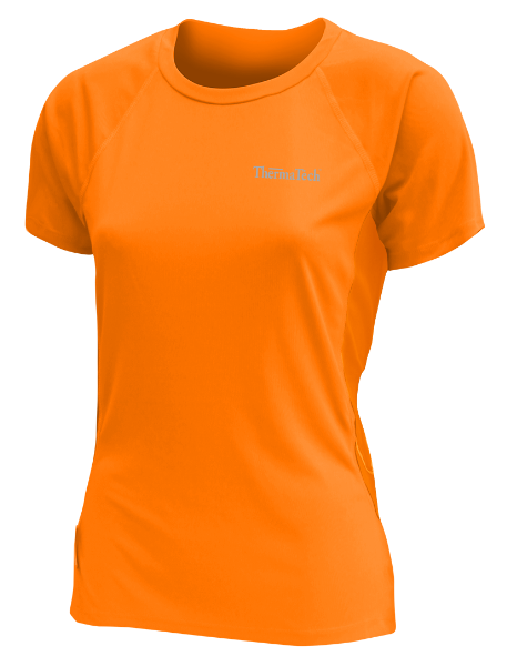 WOMENS UPF50 TEE - Click Image to Close