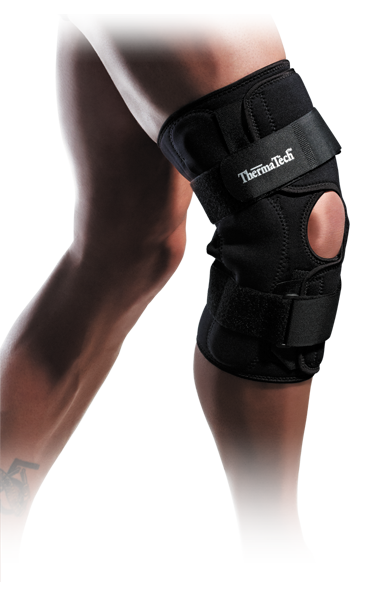 KNEE HINGED - Click Image to Close