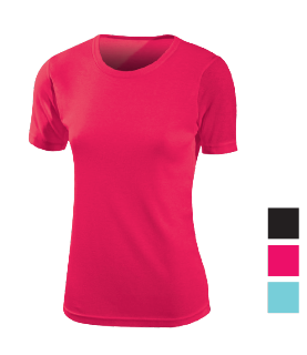 WOMENS SHORT SLEEVE CREW