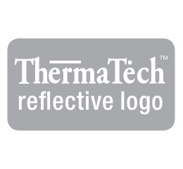 ThermaTech Reflective Logo and Garment Detail