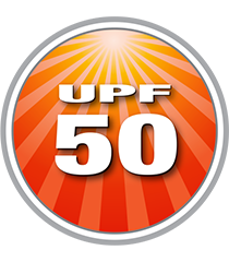 Ultraviolet Protection Factor (UPF) 50